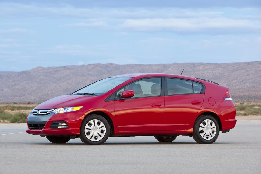 2014 Honda Insight Photo 4 of 5