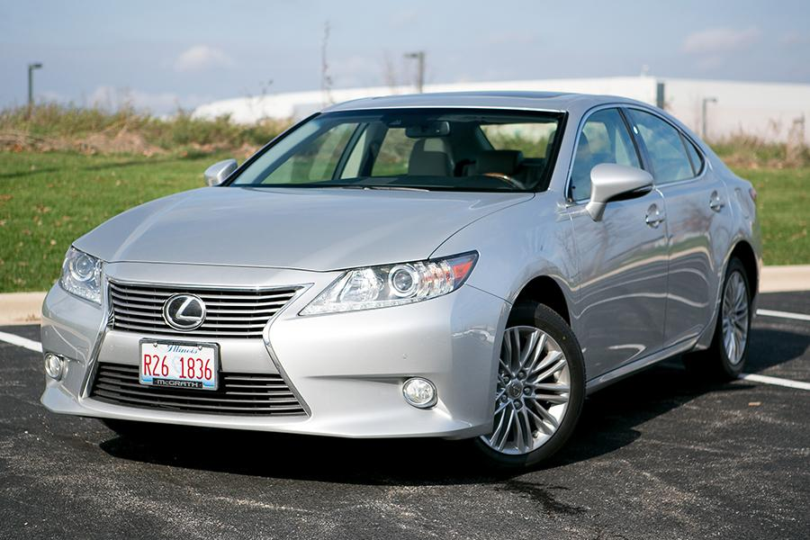 2014 lexus es 350 overview. Black Bedroom Furniture Sets. Home Design Ideas