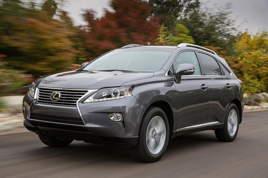 2014 Acura Mdx For Sale >> 2014 Lexus RX 350 Reviews, Specs and Prices | Cars.com