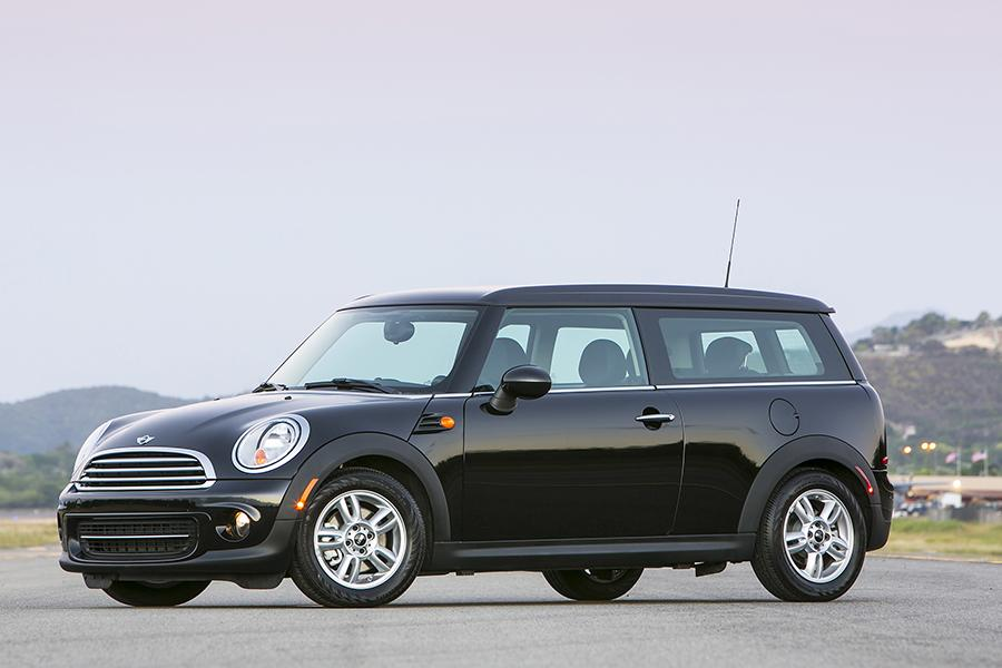 2014 MINI Clubman Photo 2 of 16