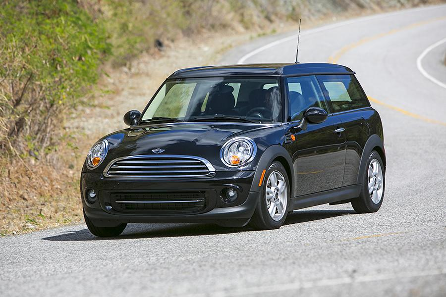 2014 MINI Clubman Photo 1 of 16