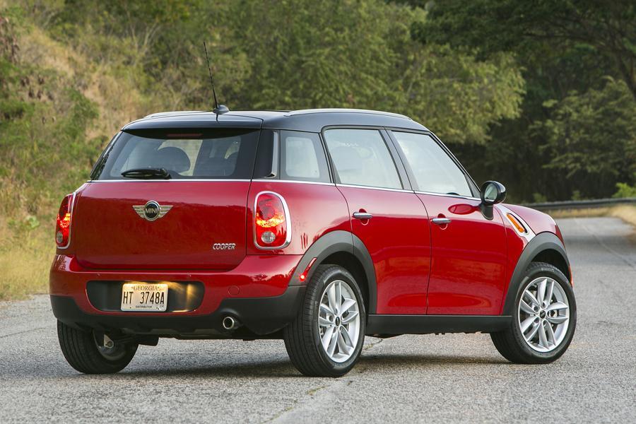 2014 Mini Countryman Overview Cars Com