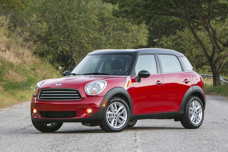 2014 mini countryman reviews specs and prices. Black Bedroom Furniture Sets. Home Design Ideas