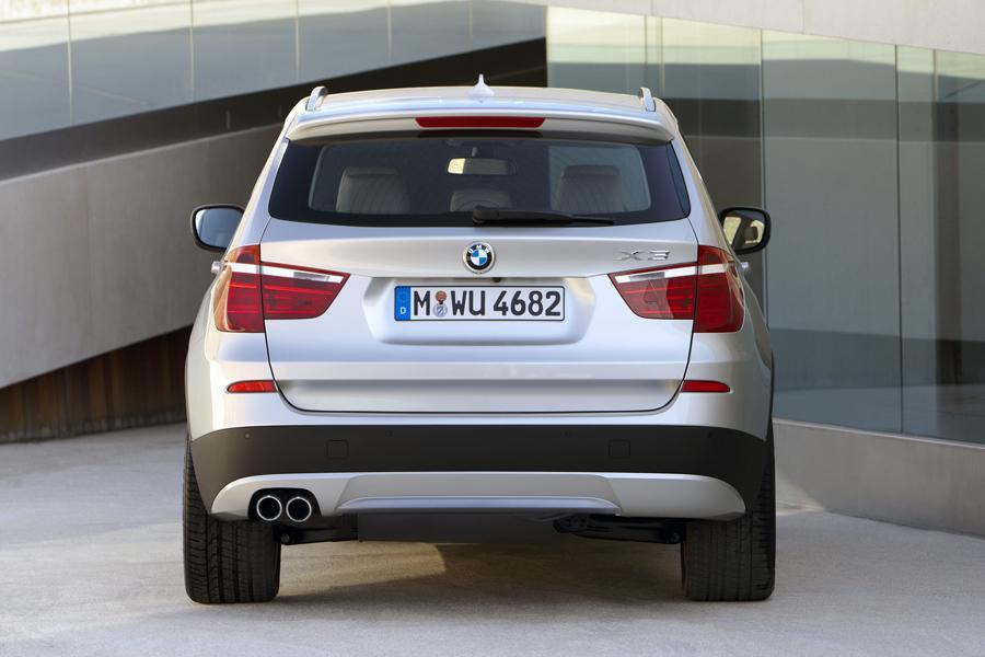 2014 BMW X3 Photo 3 of 13