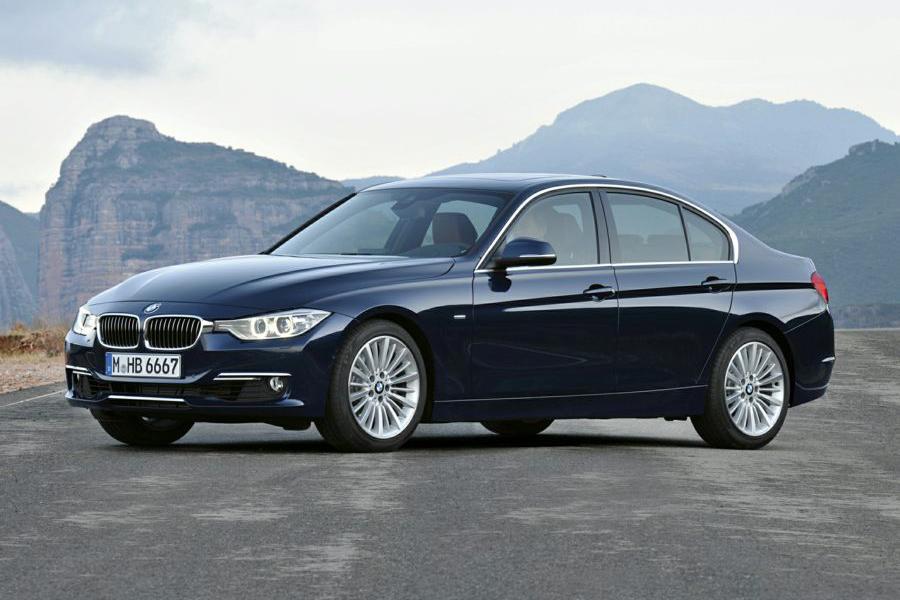 2014 BMW 320 Photo 1 of 7