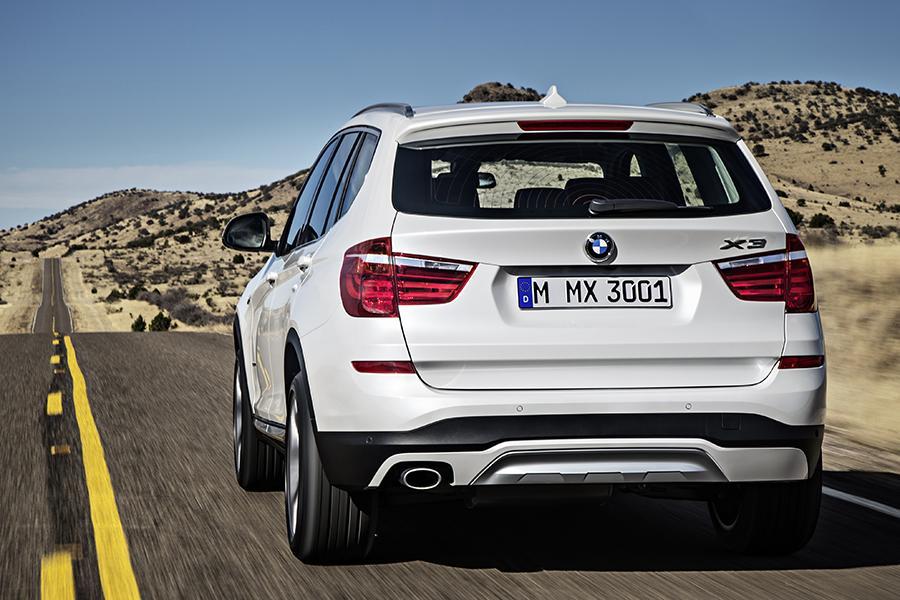 2015 BMW X3 Photo 3 of 29