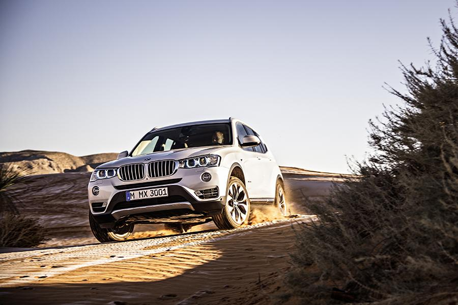 2015 BMW X3 Photo 4 of 29