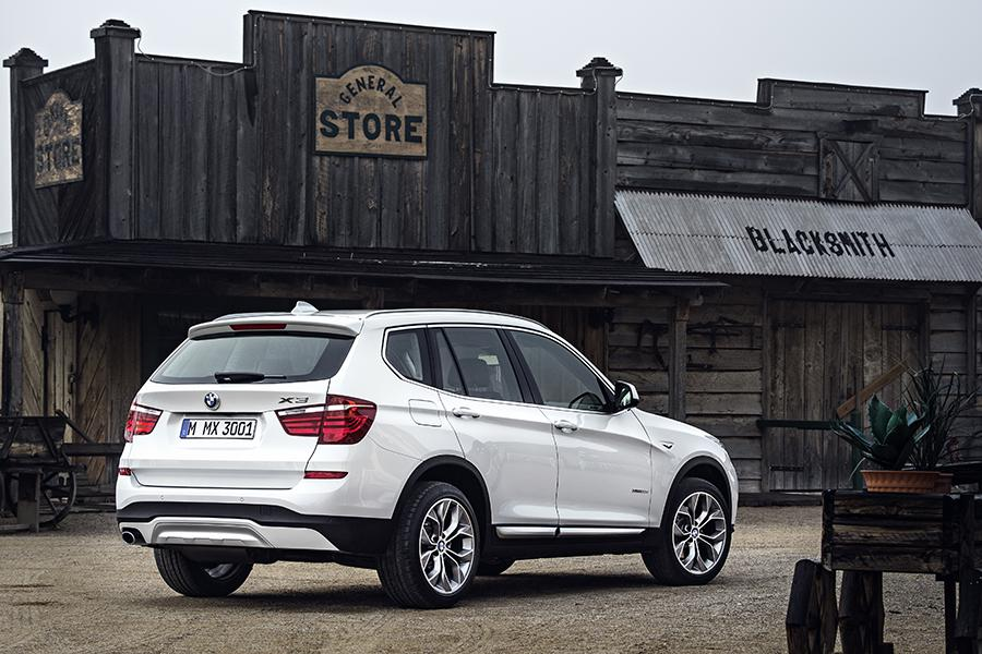 2015 BMW X3 Photo 5 of 29