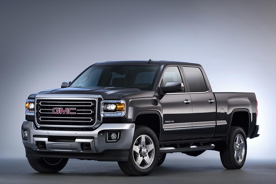 2015 GMC Sierra 2500 Photo 3 of 14