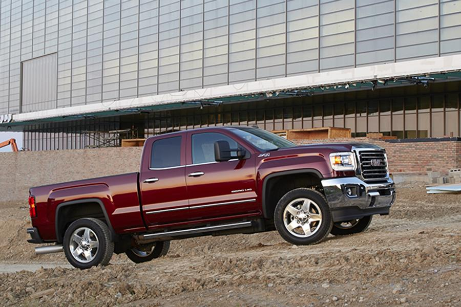 2015 GMC Sierra 2500 Photo 5 of 14