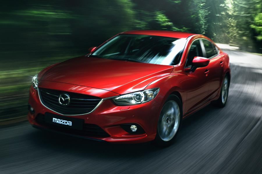 2015 Mazda Mazda6 Reviews Specs And Prices Cars Com