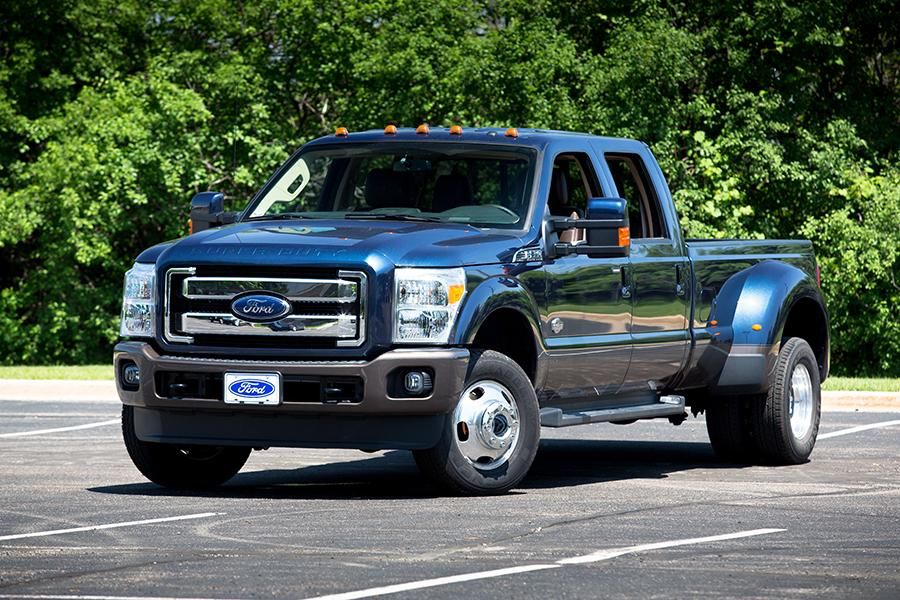 2014 Ford F-350 Photo 1 of 21