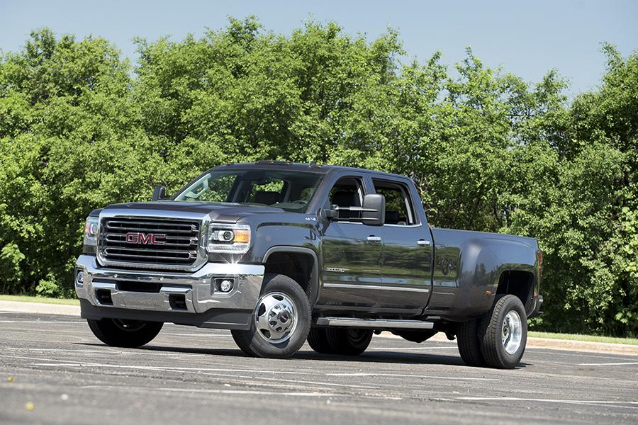2015 GMC Sierra 3500 Reviews, Specs and Prices | Cars.com