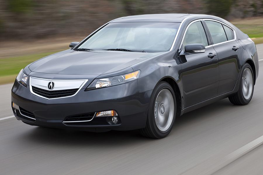 Acura Tl Sedan Models Price Specs Reviews Cars Com