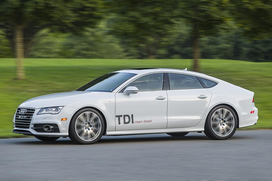 2014 Audi A7 Photo 3 of 8