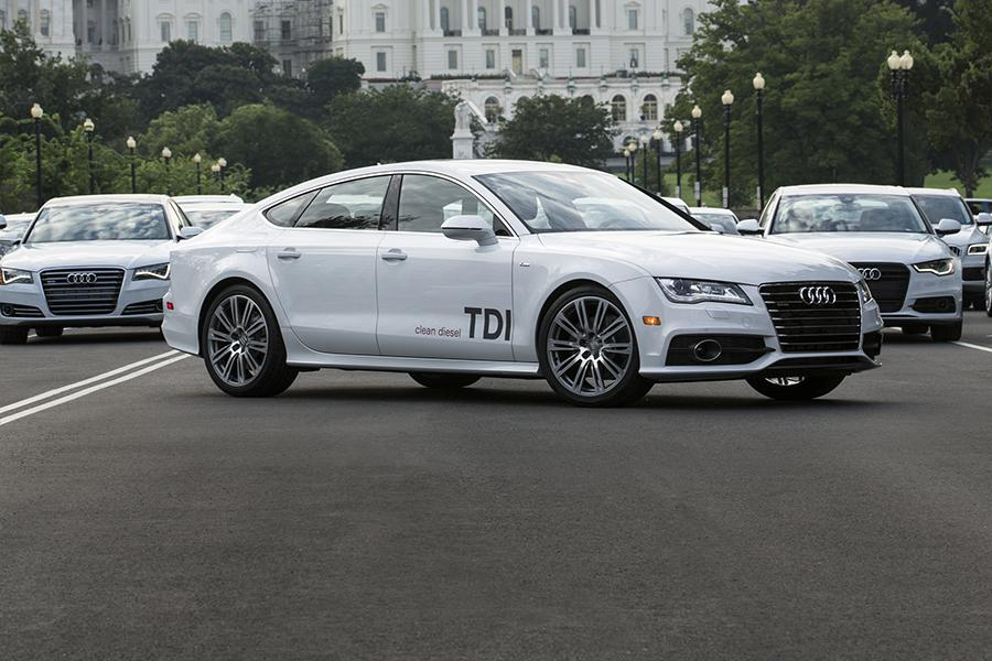 2014 Audi A7 Photo 5 of 8