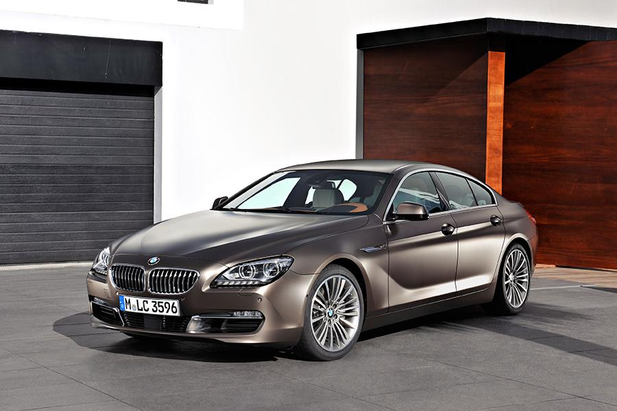 2015 BMW 640 Gran Coupe Photo 1 of 15