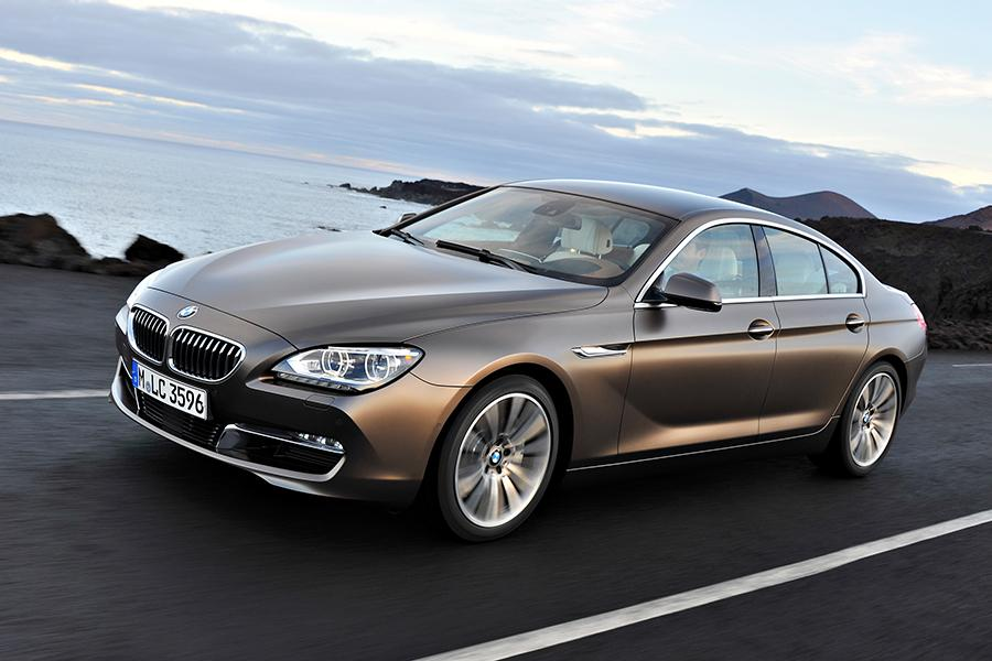 2015 BMW 640 Gran Coupe Photo 5 Of 15