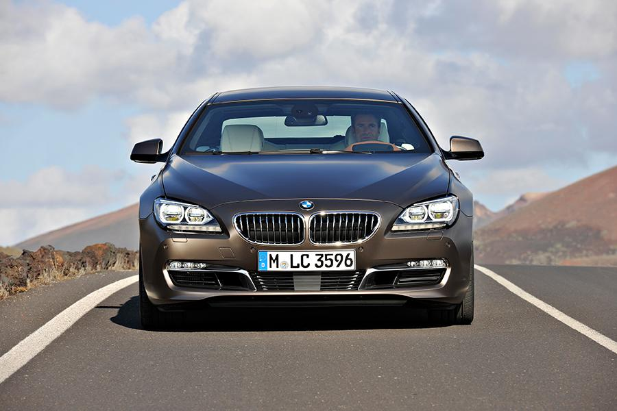 2015 BMW 640 Gran Coupe Photo 4 of 15