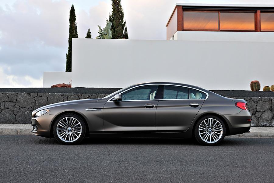 2015 BMW 640 Gran Coupe Photo 6 of 15 & 2015 BMW 640 Gran Coupe Overview | Cars.com Pezcame.Com