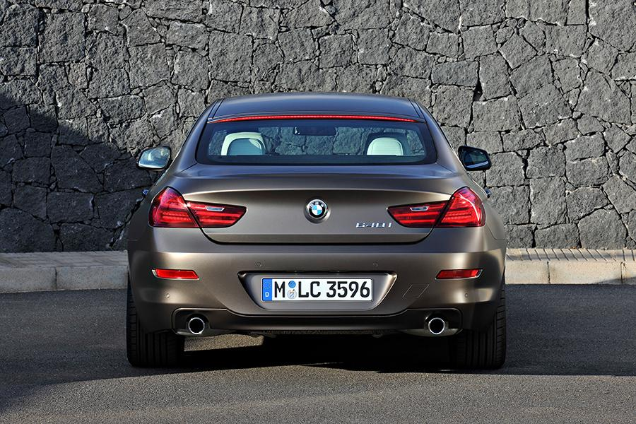 2015 Bmw 640 Gran Coupe Reviews Specs And Prices Cars Com