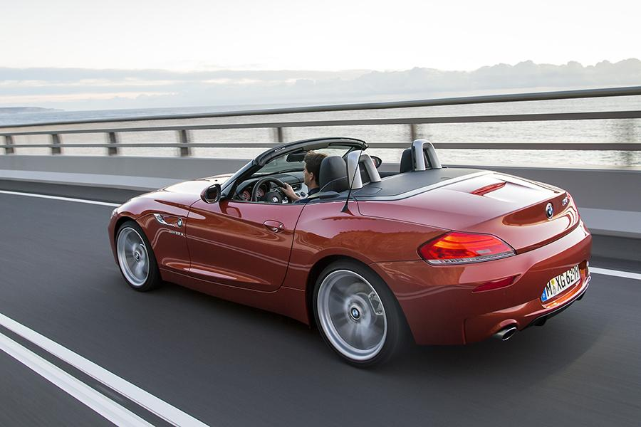 2015 Bmw Z4 Overview Cars Com
