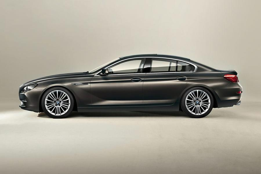 2015 BMW 650 Gran Coupe Photo 1 of 4