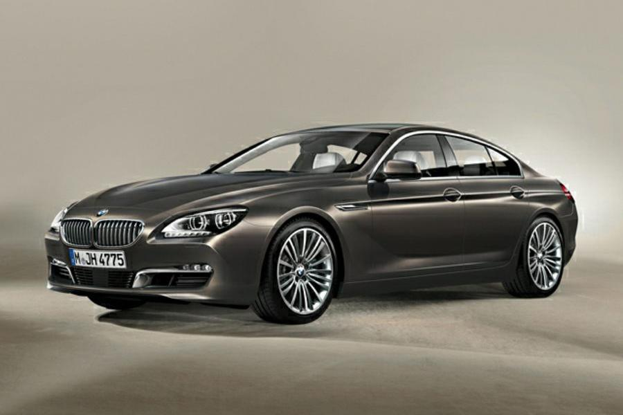 2015 BMW 650 Gran Coupe Photo 2 of 4