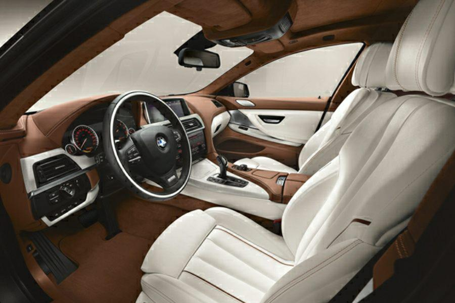 2015 BMW 650 Gran Coupe Photo 3 of 4