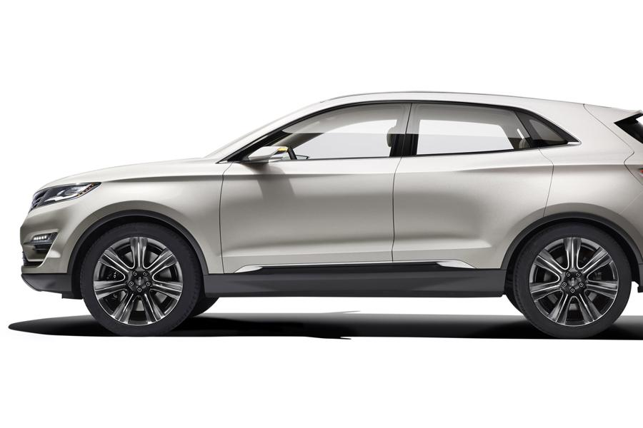 2015 Lincoln MKC Photo 4 of 29
