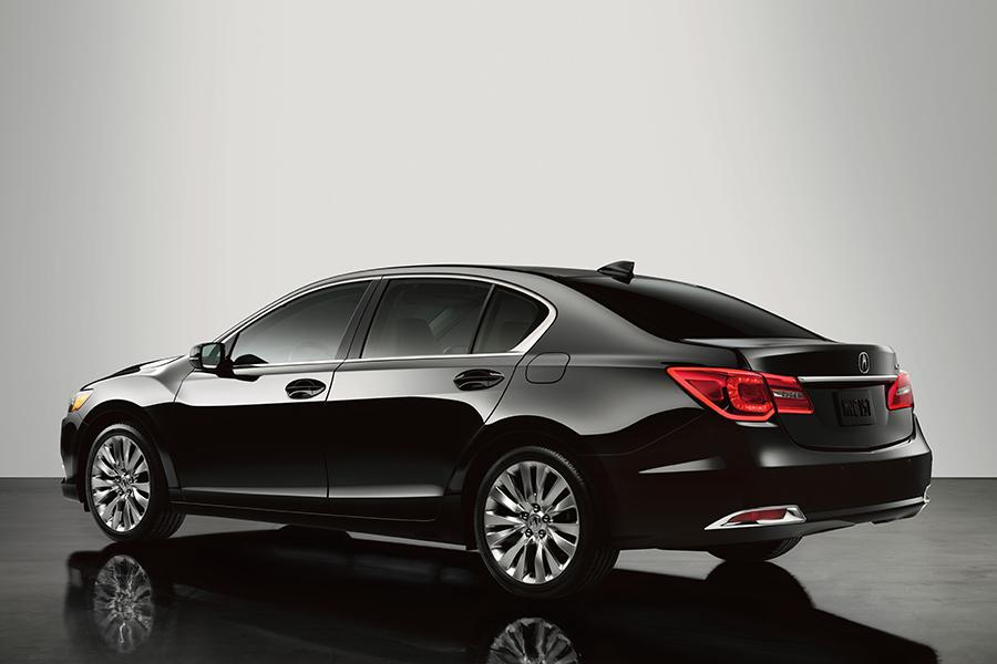 2015 Acura Rlx Overview Cars Com