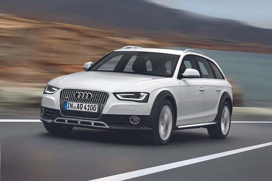 2014 Audi allroad Photo 1 of 38