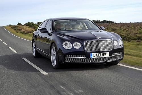 2015 Bentley Flying Spur Photo 3 of 33