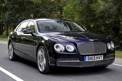 2015 Bentley Flying Spur Photo 4 of 33