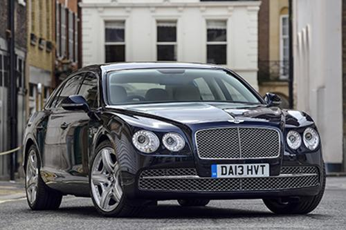 2015 Bentley Flying Spur Photo 6 of 33