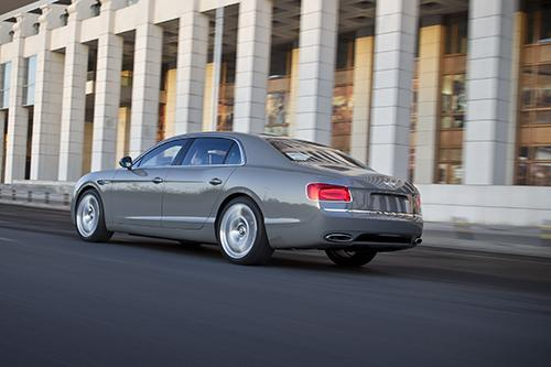 2015 Bentley Flying Spur Photo 5 of 33