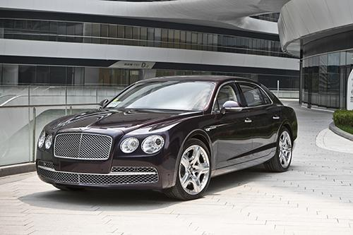 2015 Bentley Flying Spur Photo 1 of 33