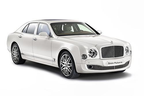 2015 Bentley Mulsanne Photo 3 of 30