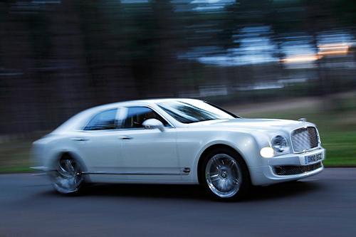 2015 Bentley Mulsanne Photo 5 of 30