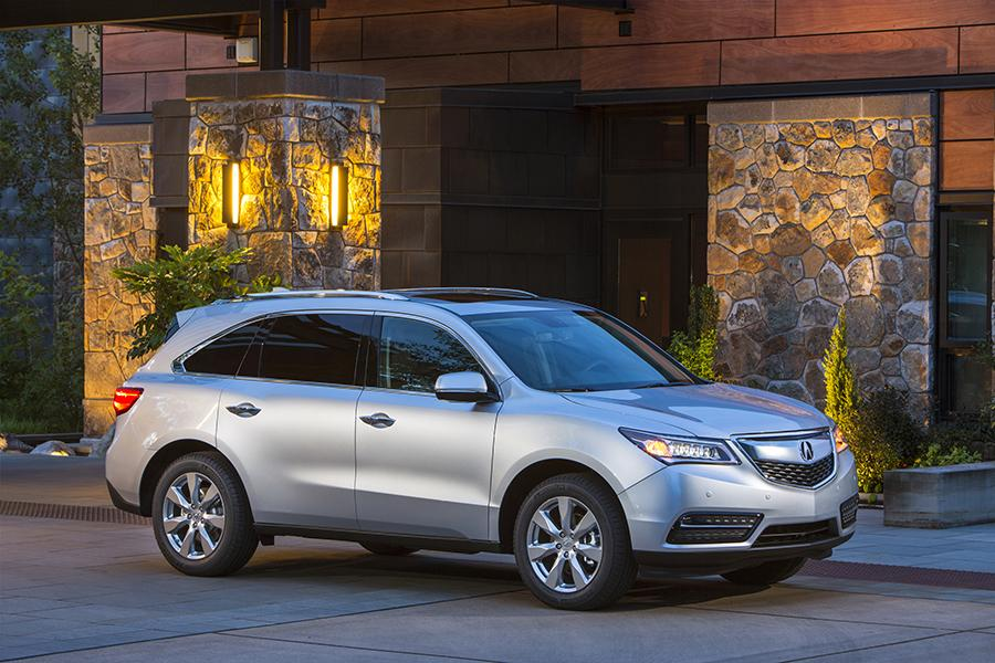 2015 Acura MDX Reviews, Specs And Prices
