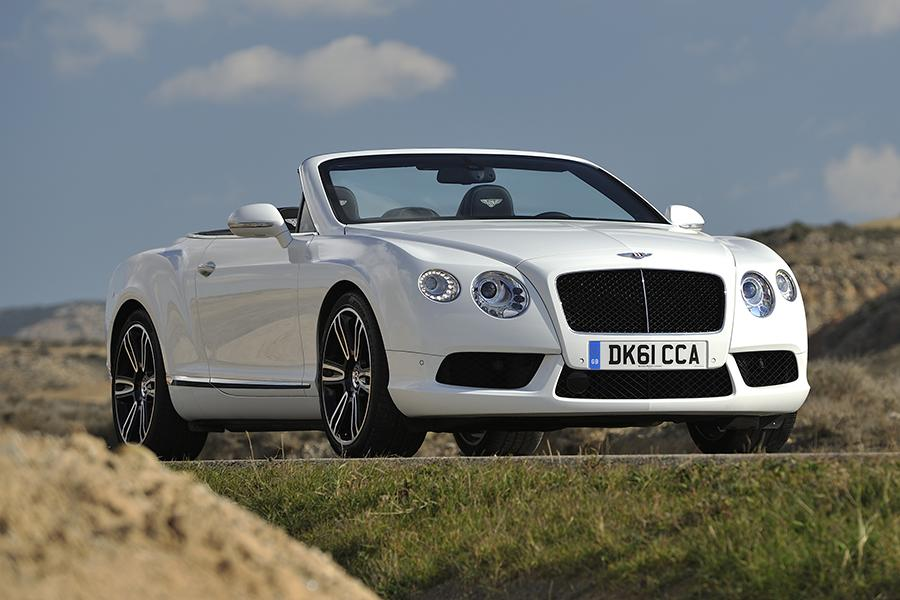 2015 Bentley Continental GT Photo 6 of 20