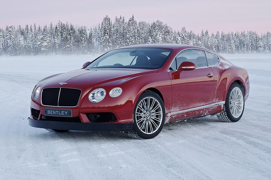 2015 Bentley Continental GT Photo 1 of 20