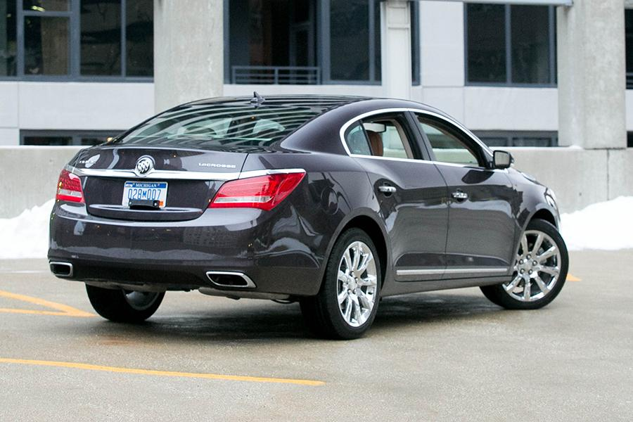 2010 Buick Lacrosse For Sale >> 2015 Buick LaCrosse Reviews, Specs and Prices | Cars.com