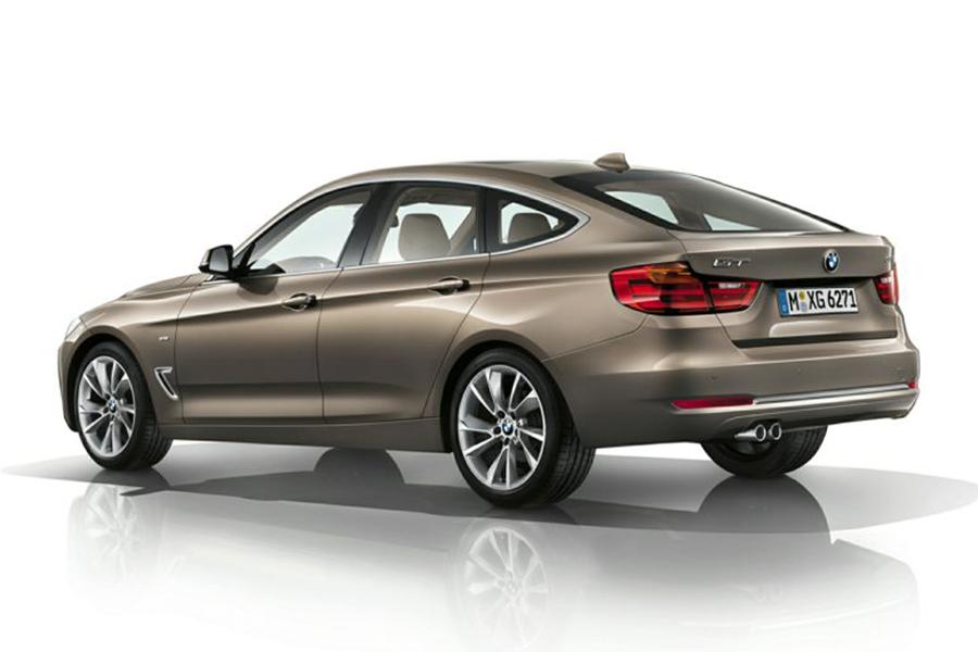 2015 BMW 328 Gran Turismo Overview | Cars.com