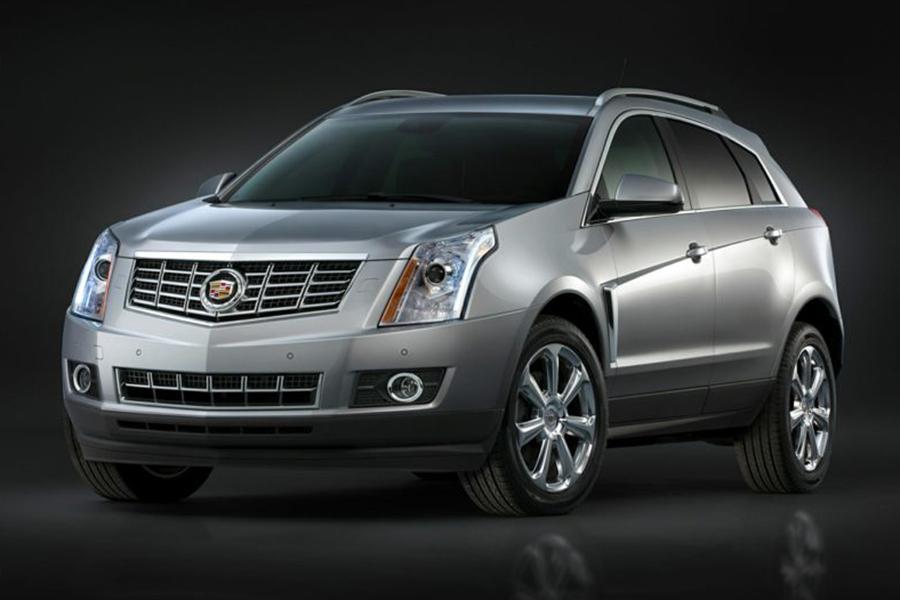 2015 Cadillac SRX Photo 5 of 14