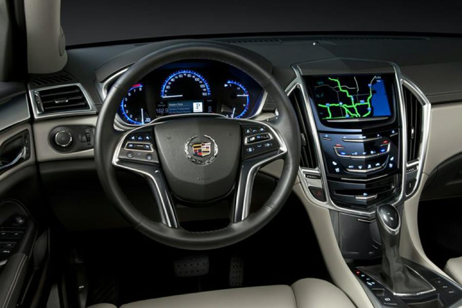 2015 Cadillac Srx Reviews Specs And Prices Cars Com
