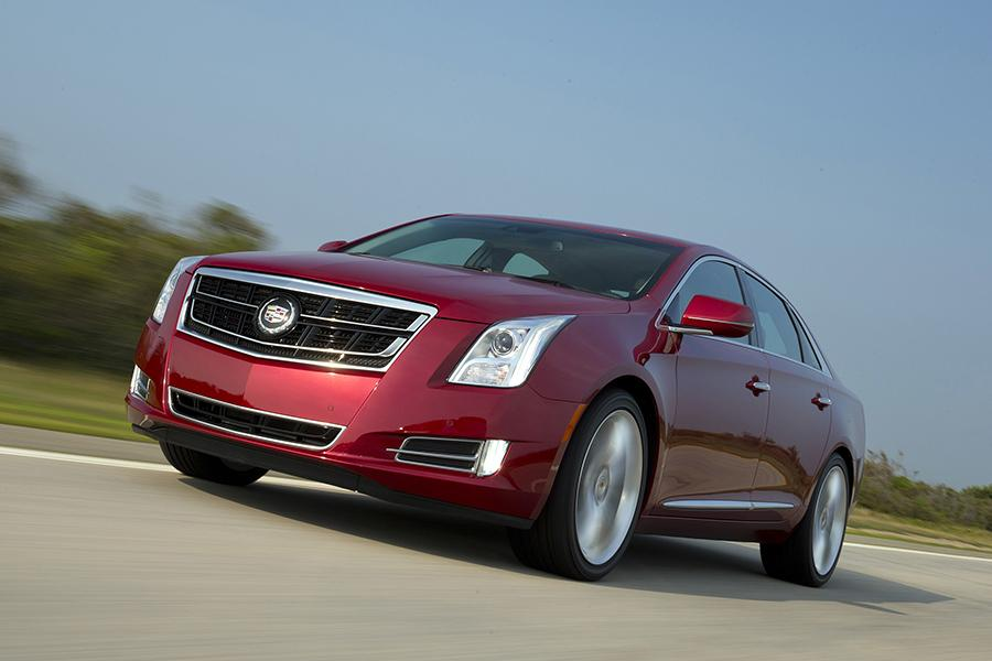 2015 Cadillac XTS Photo 3 of 23