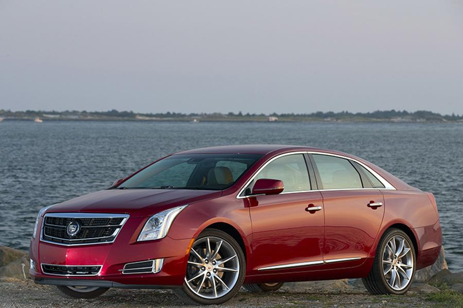 2015 Cadillac XTS Photo 1 of 23