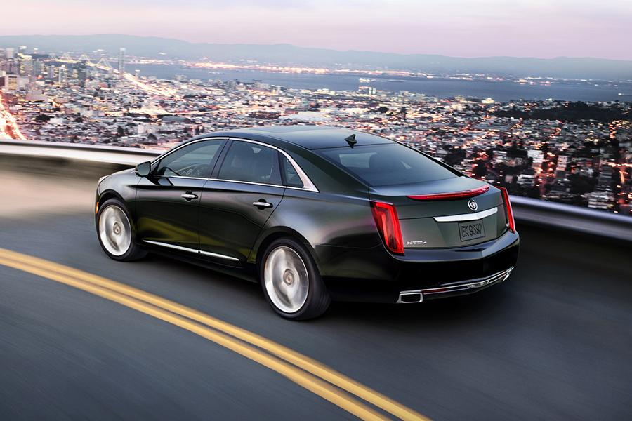 2015 Cadillac XTS Photo 5 of 23