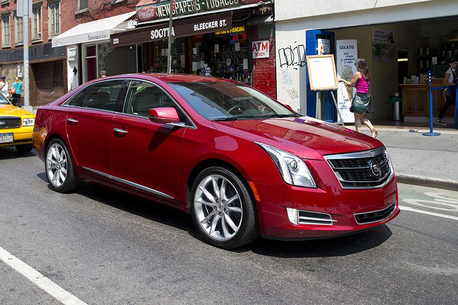 2014 Cadillac Xts For Sale >> 2015 Cadillac XTS Reviews, Specs and Prices | Cars.com